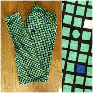 TC Grassy Green Lularoe Leggins